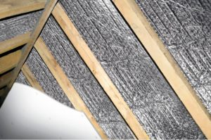 film bulle alu ou polyester pour l'isolation ou protection isotherme du froid ou du chaud