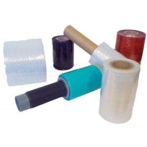 bobinette de film étirable avec poignée