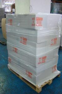 film étirable machine CAST standard imprimé 1 couleur