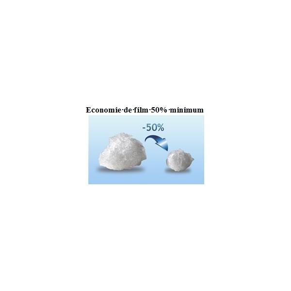 film pré étiré manuel moins de déchets