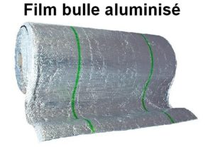 film bulle alu isolant