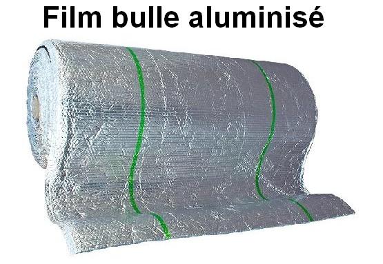 film bulle alu isolant
