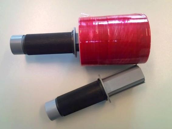 dévidoir bobinot étirable rouge